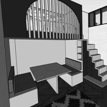 lit mezzanine sur-mesure