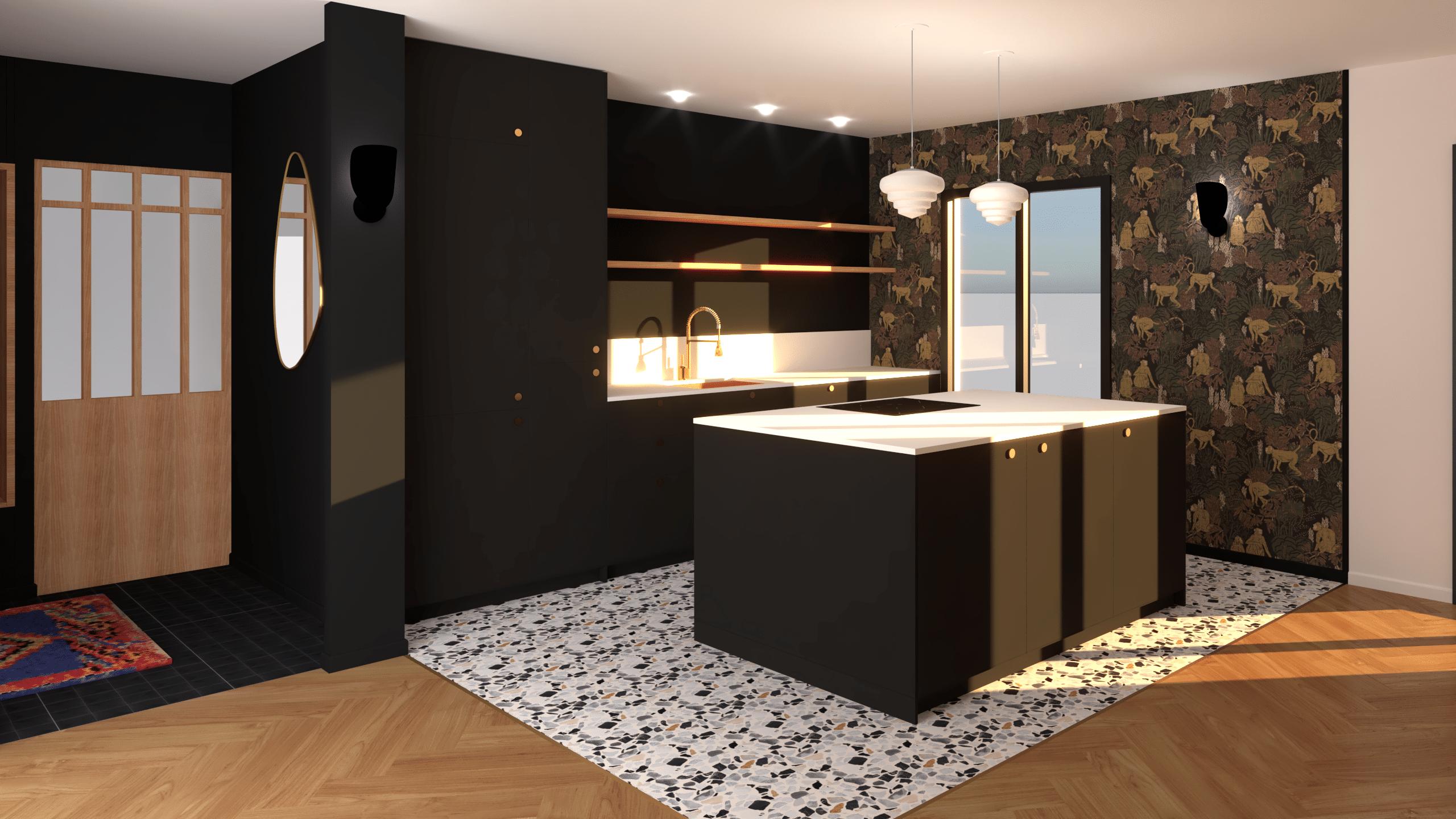 cuisine studio pépites